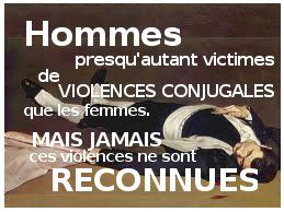 violences conjugales lois