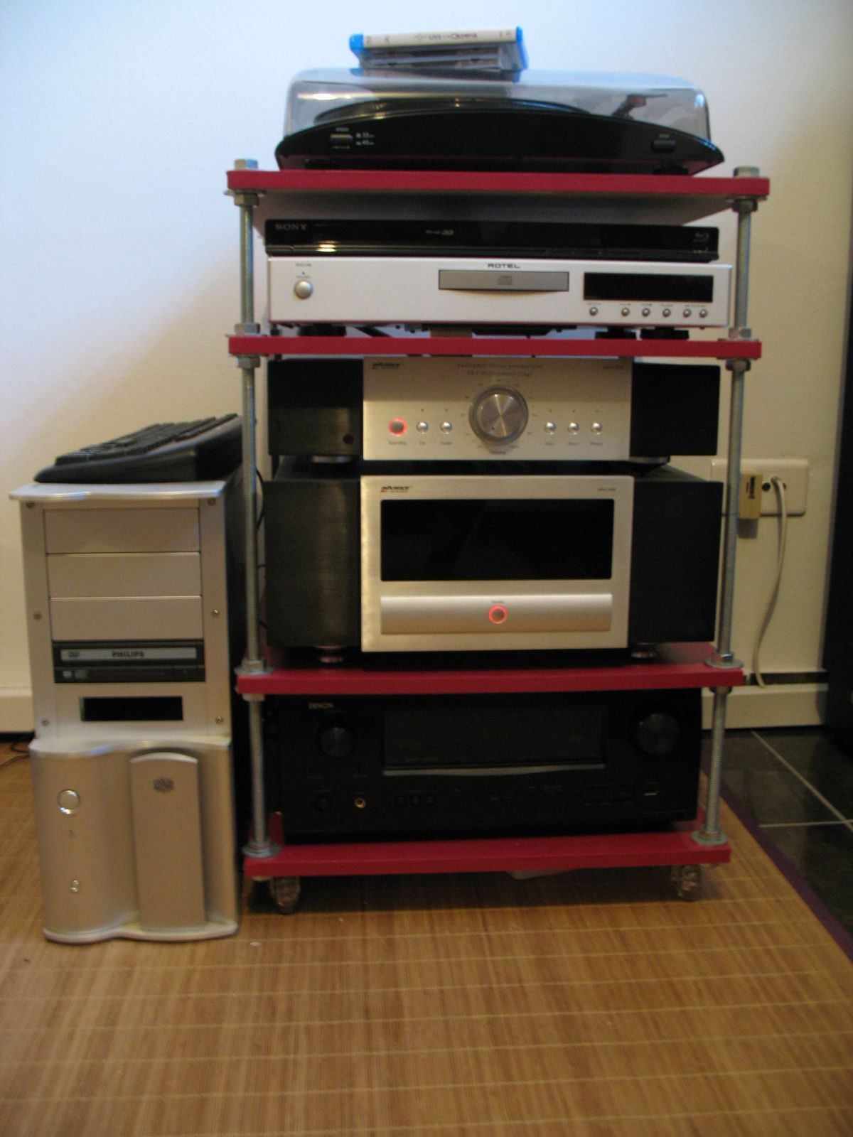 Forum hdfever consulter le sujet meuble tv et hifi - Meuble hifi diy ...