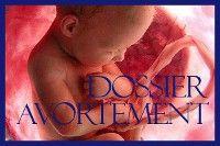 Dossier sur l'avortement