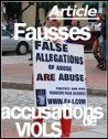 fausses accusations de viols