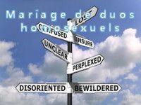 incohérences du réseau LGBT sur le mariage pour tous
