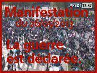 Manifestation du 26/05/2013