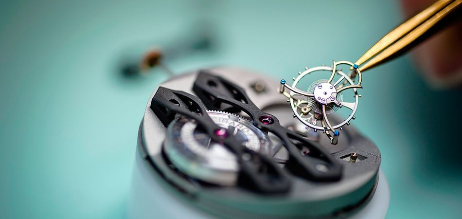 L'art horloger à Bâle