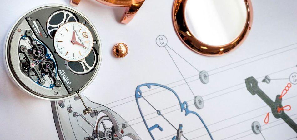 voyage horloger à Baselworld