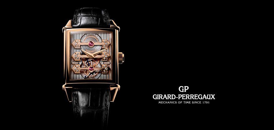 Voyage horloger à Girard Perregaux