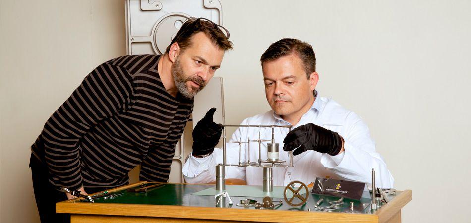 L'Atelier d'horlogerie pour personnaliser une montre