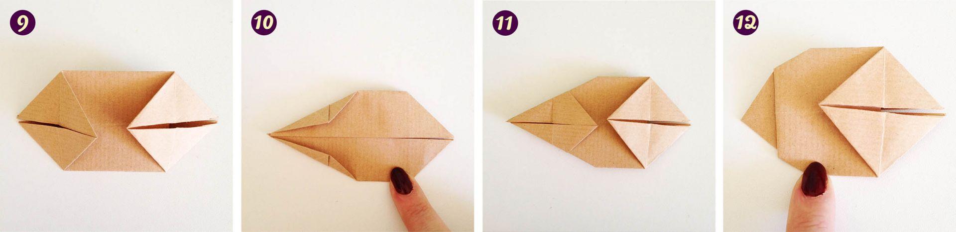 Diy Lapin En Origami Loïcia Itréma
