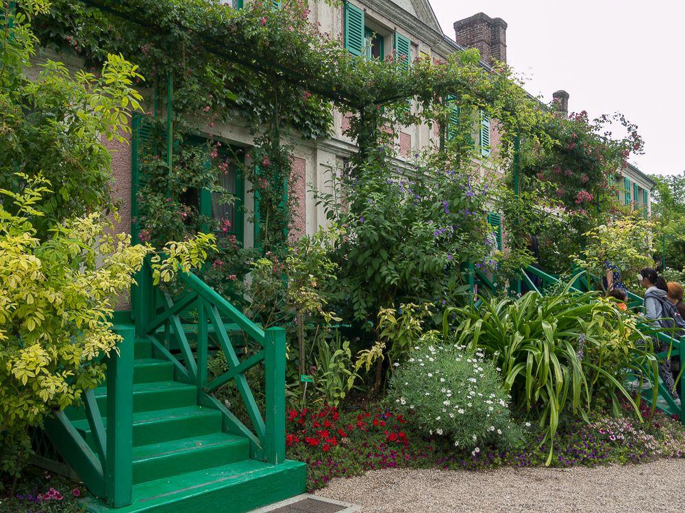 Giverny, maison de Claude Monet 579325ad45dd9