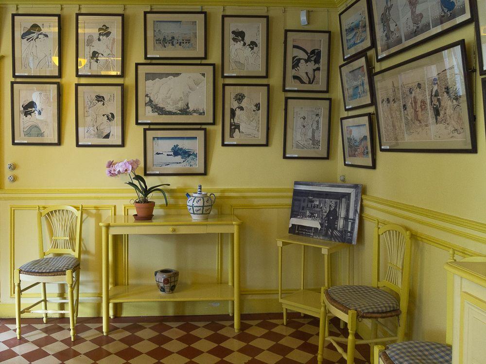 Giverny, maison de Claude Monet 579327463c6b8