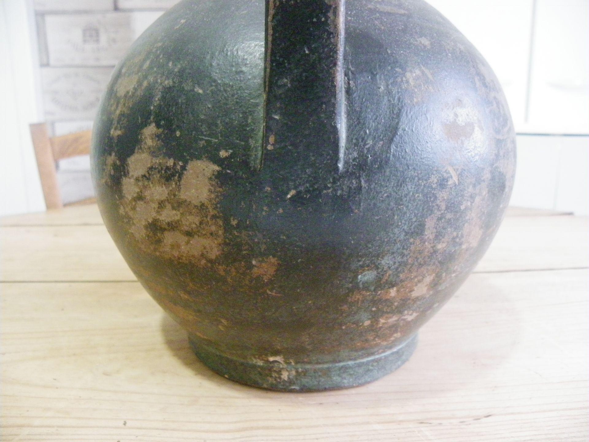 cruche ou jarre ancienne en terre cuite ebay. Black Bedroom Furniture Sets. Home Design Ideas