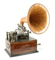 L'essor du phonographe Min