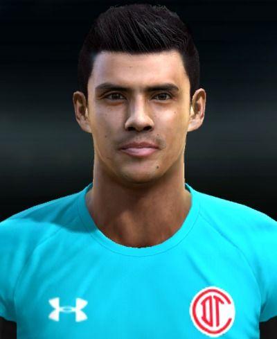 Alfredo Talavera (Deportivo Toluca FC)