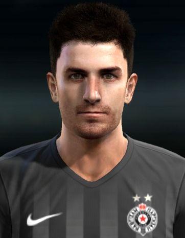 Zoran Tošic (FK Partizan)
