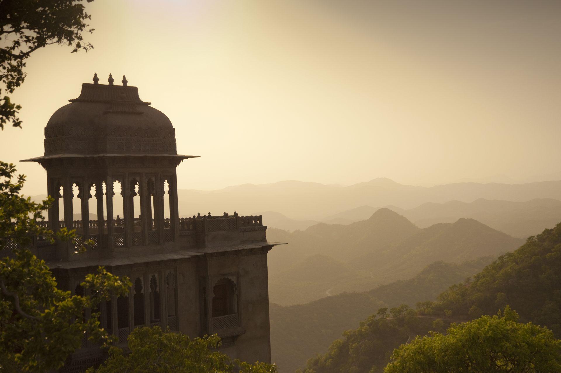 Voyage sur-mesure, La traversée du Rajasthan en train