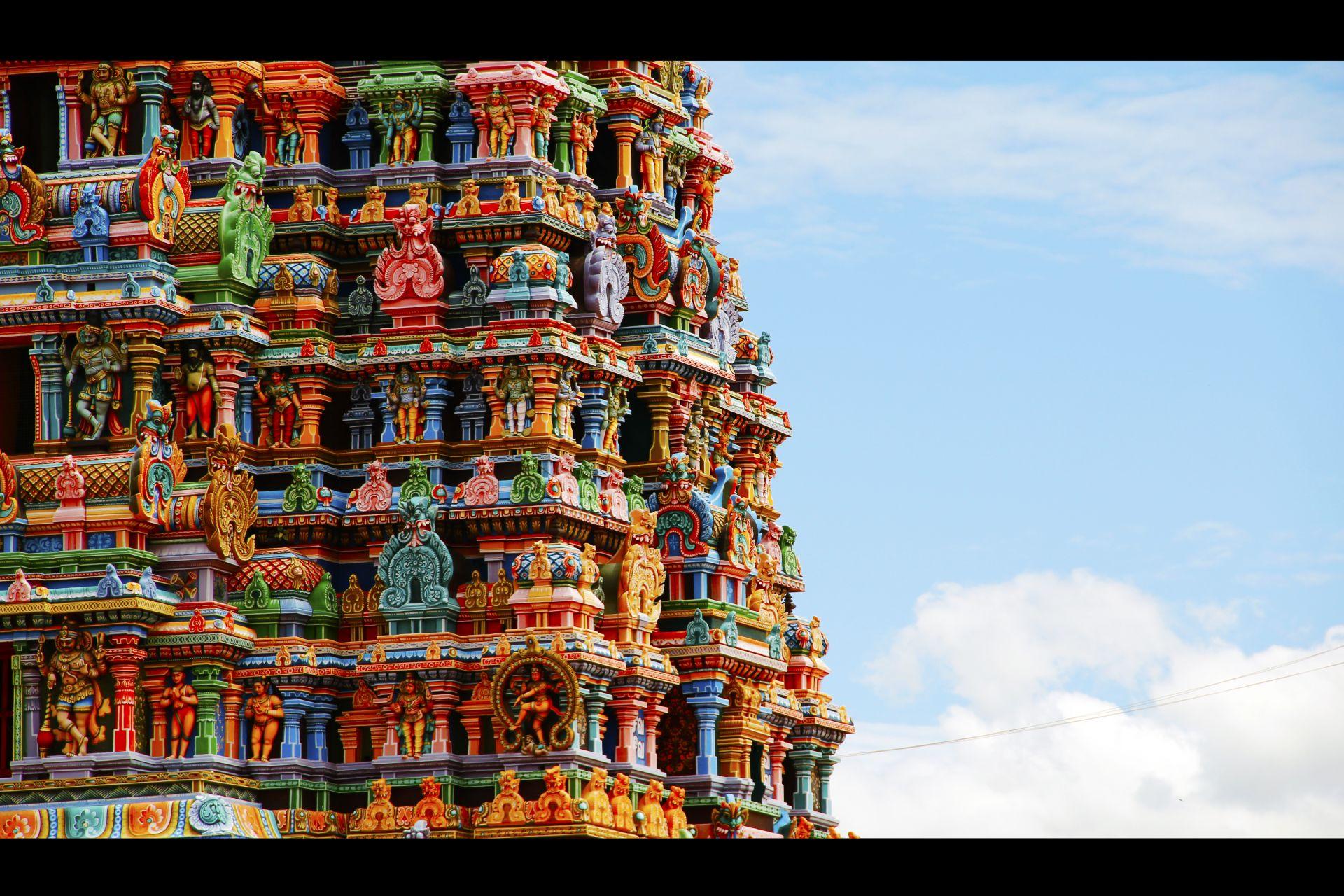 Voyage sur-mesure, Le Tamil Nadu et le Kerala