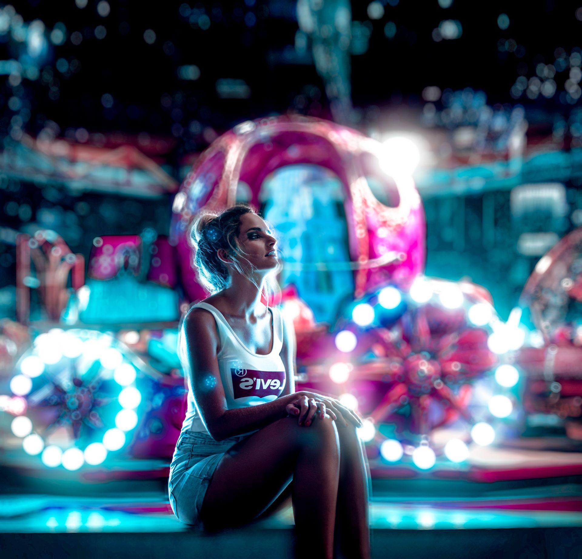 Les photographes de Joomeo : Make up, lumière, beauté, le monde merveilleux de Marc Williams.