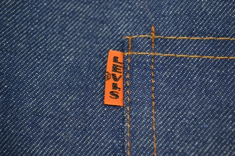levi's orange tag