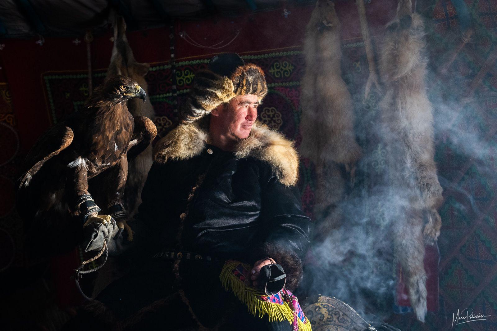 Le chasseur de l'Altai - ©Marc Pélissier