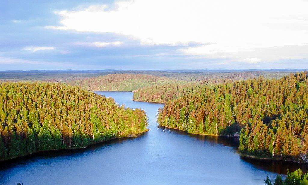 Parcul Național Repovesi