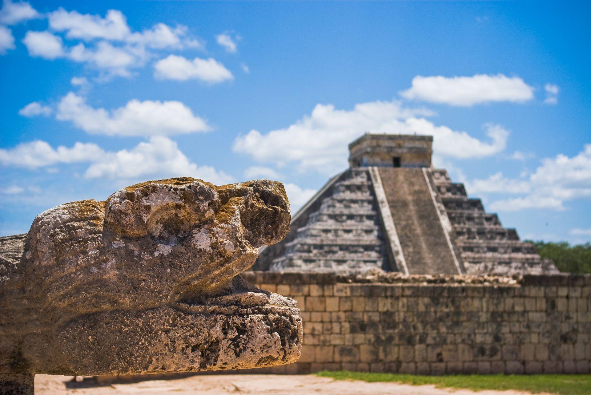 Călătorie cu familia în Yucatan, de pe plajele Caraibilor la piramidele Maya