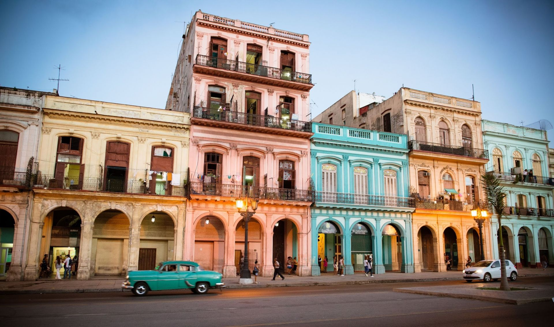 Vacanță exotică în Cuba: orașe coloniale și plajă la Marea Caraibilor