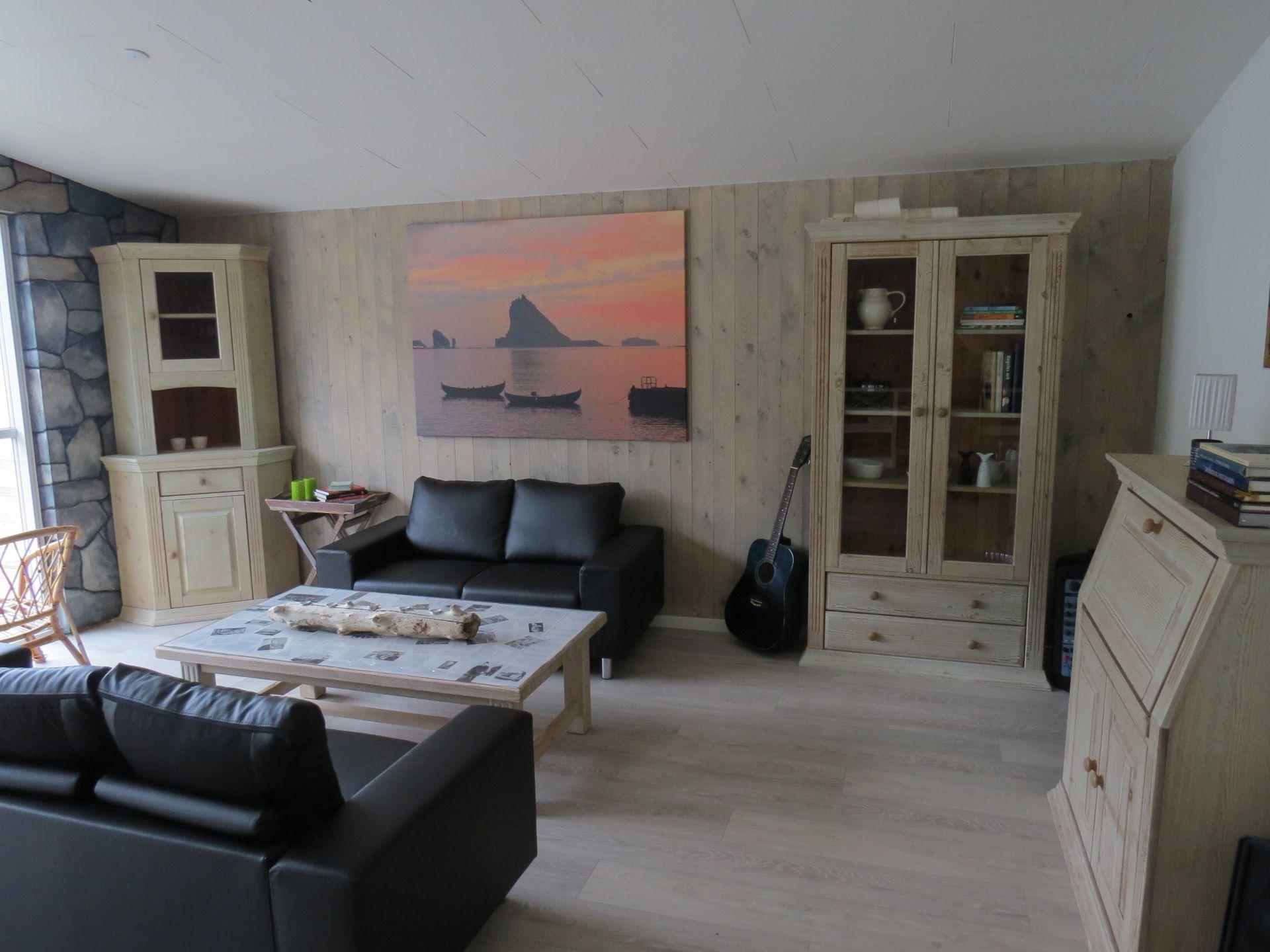 Cottage privat pe malul mării **