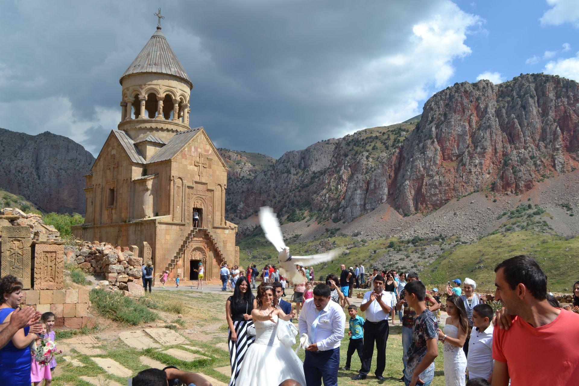 Circuit cultural în Armenia, pe Drumul Mătăsii
