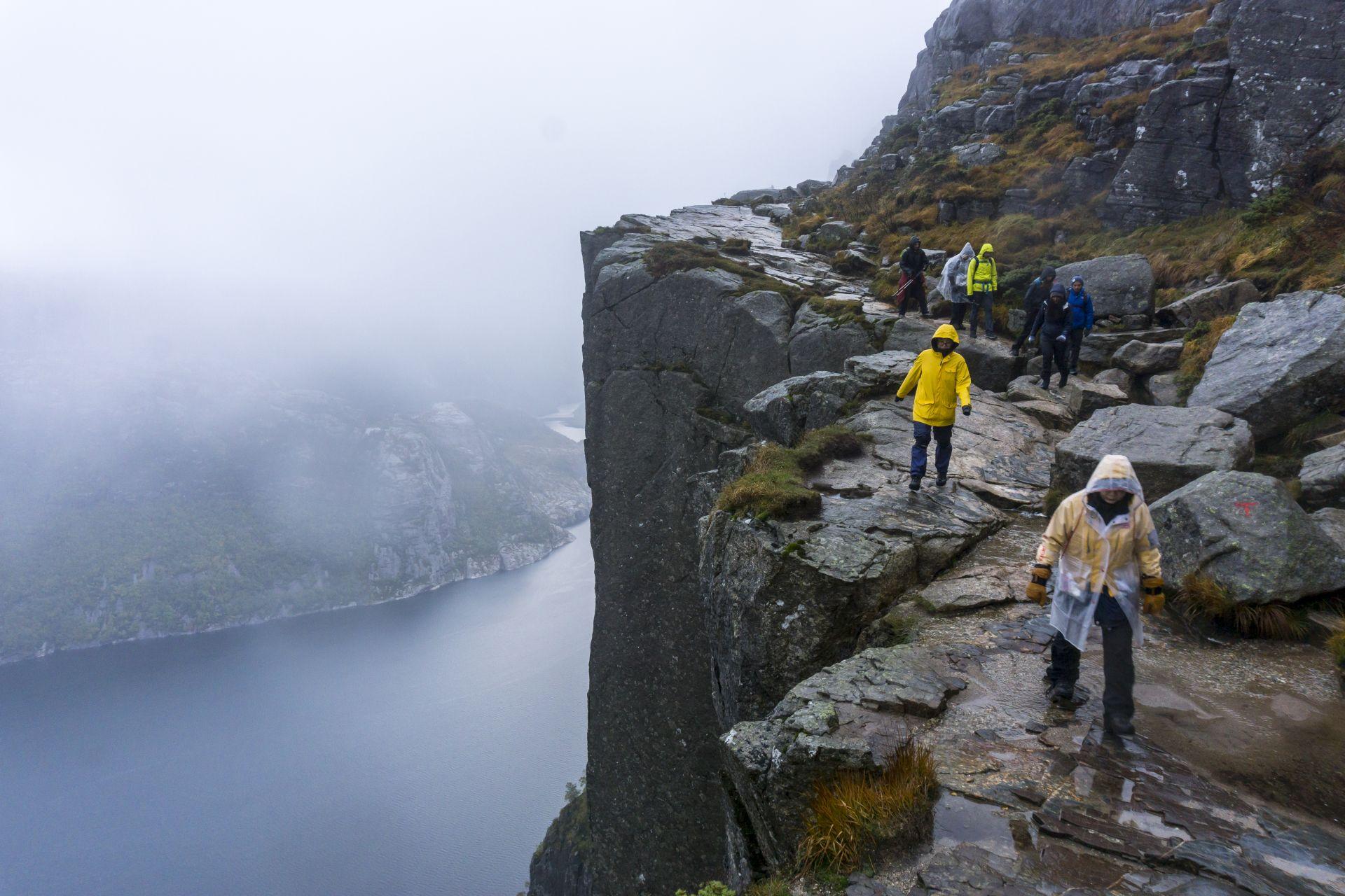 Călătorie slow travel în fjordurile Norvegiei 3-12 Sept