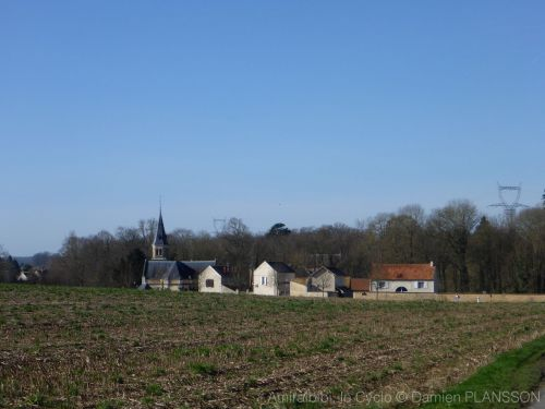 Eglise de Vaugrigneuse