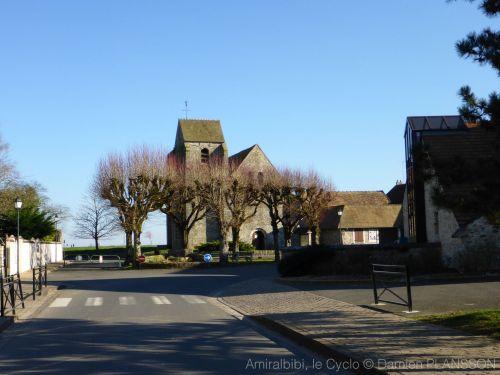 Eglise de Mauchamp.