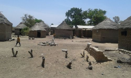 Forage de puits Mali