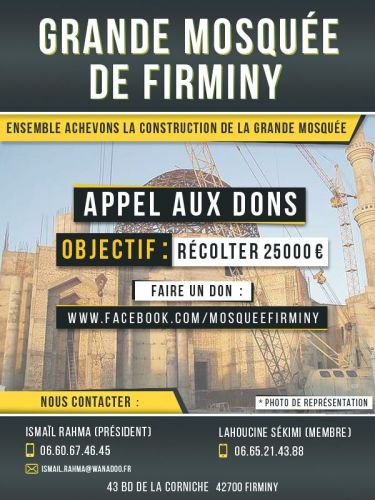 Mosquée Firminy
