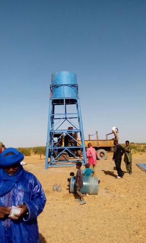 Château d'eau de Kokorom (Mali)