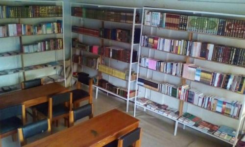 Bibliothèque Kinshasa