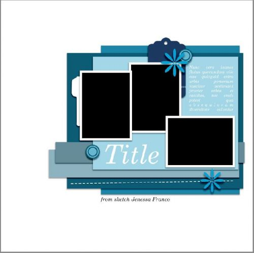 Template 190518 - 3 photos