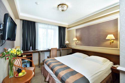 Hotel confortabil în Irkutsk ***