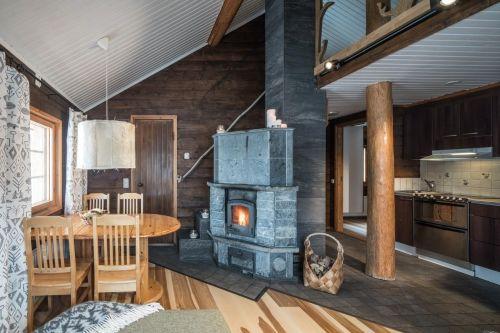 Cottage-uri tradiționale din lemn