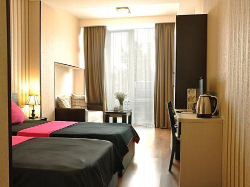 Hotel confortabil în centrul vechi *** (Tbilissi)