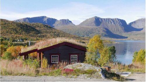 Cottage-uri norvegiene autentice și cozy ***
