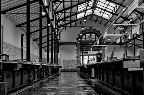 Halles aux poissons de Vannes
